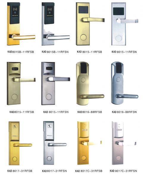 郑州酒店刷卡锁生产厂家