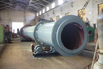 大型矿粉烘干机价格巩义厂家最低质量好