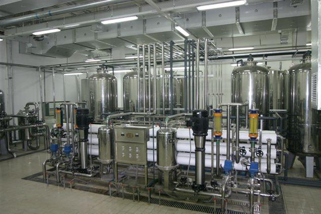 嘉兴不锈钢纯化水设备