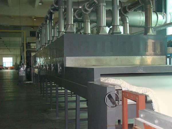 微波乳胶干燥设备