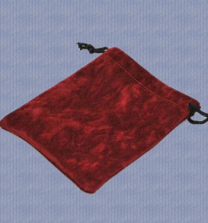 高级绒布袋(图)--华普用心做好袋