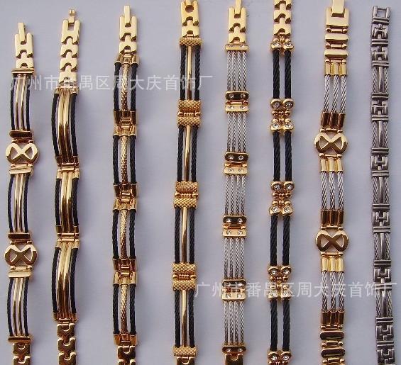 铜饰品镀铜手链