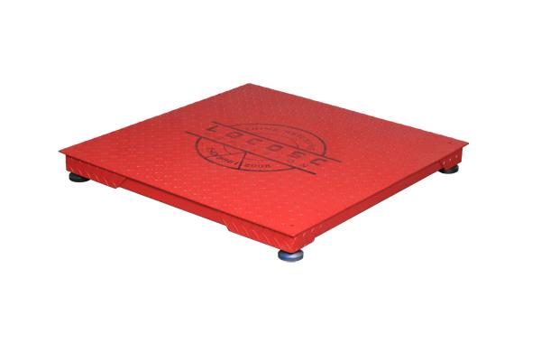 不锈钢LP7620无框型电子地磅现货低价