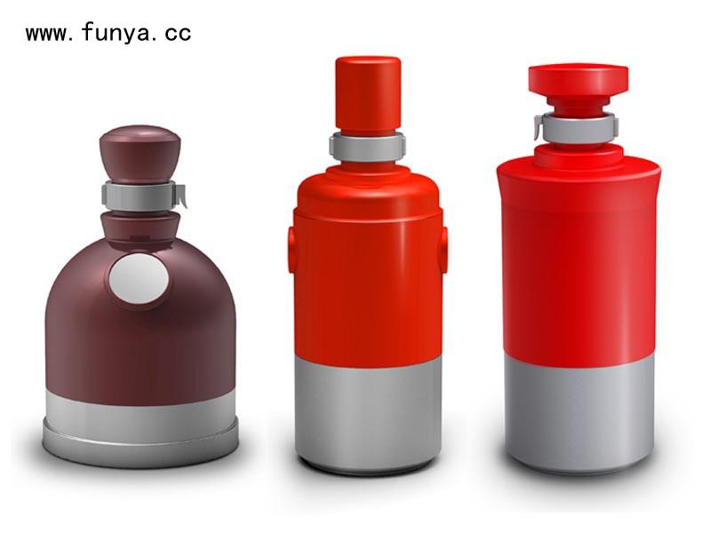 白酒瓶生产厂家---陶瓷不锈钢镶嵌 高端首选Q-01