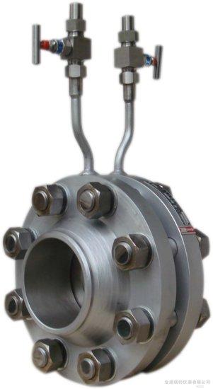 焊接孔板流量计,50-1200管径孔板流量计