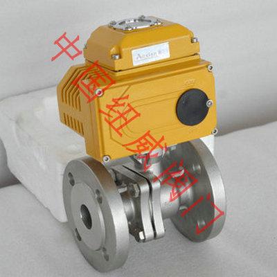 Q941-16P电动不锈钢球阀
