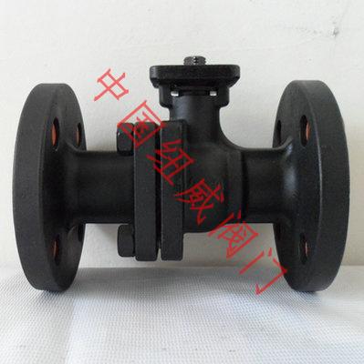碳钢法兰球阀Q41F