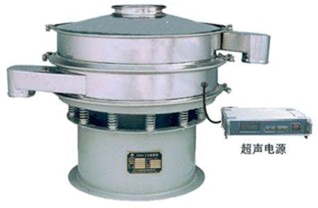 粉末冶金专用超声波振动筛分机