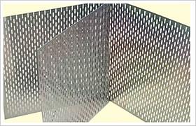 冲孔网板加工案例