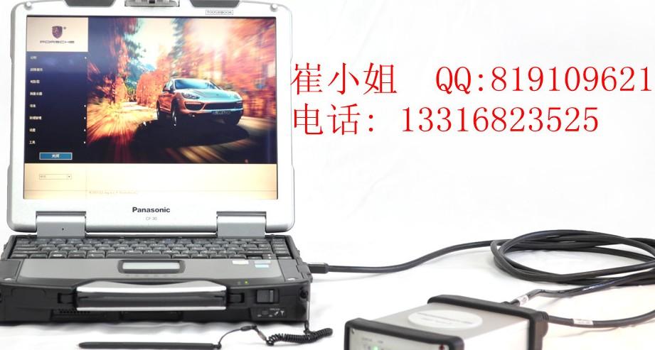 原厂保时捷诊断仪PIWIS II诊断设备带CF31电脑低价供应中