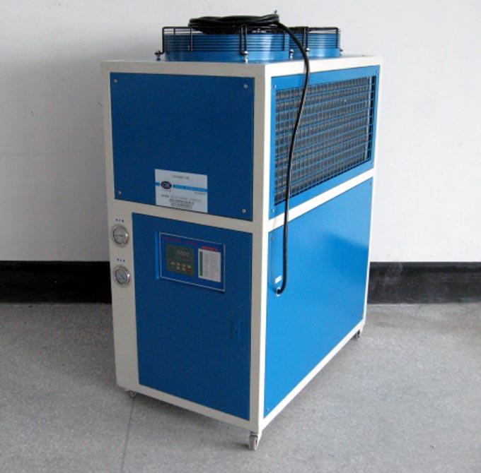 工业冷水机, 风冷式工业冷水机
