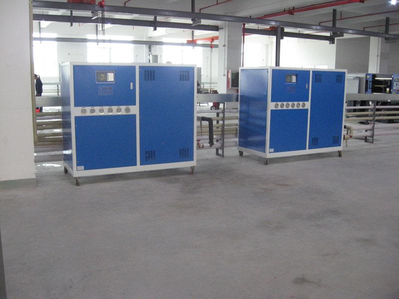 水冷式工业冷水机 水冷式冷水机
