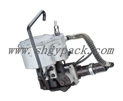 组合式钢带打包机,铁管气动捆扎机,钢材打包机