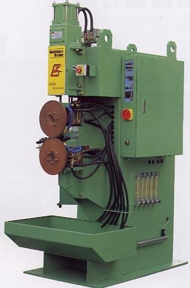 气动交流横缝焊机