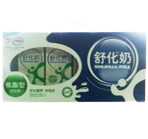 批发伊利纯牛奶QQ星营养舒化奶果之优酸乳