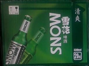 批发雪花啤酒勇闯天涯纯生雪津啤酒麦之初