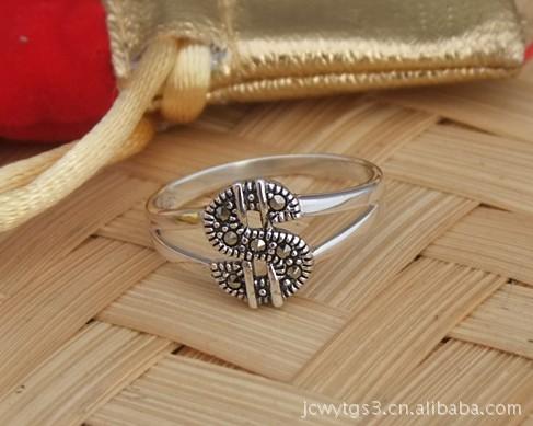 供应925纯银女式戒指