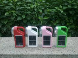 太阳能应急灯/太阳能LED手提灯/户外野营灯