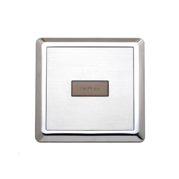 厦门乐浴LEY暗装式小便器感应冲水器LY2105