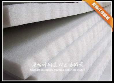广州聚酯纤维棉毡 环保型吸音棉 墙体填充棉
