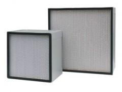 有隔板高效过滤器|铝隔板高效空气过滤器|纸隔板高效空气过滤器
