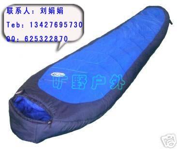 中空棉睡袋 户外睡袋 广州中空棉睡袋 睡袋厂