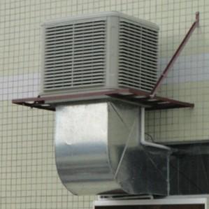 土禾风机排气扇价格、土禾环保空调降温水帘片厂家