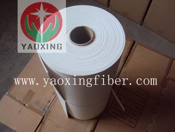 供应工业绝缘5mm陶瓷纤维隔热纸 硅酸铝耐火阻燃纸