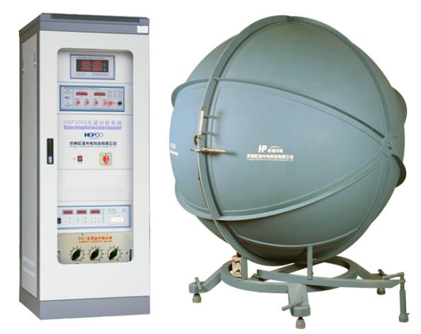 虹谱-LED光色电综合测试系统/光谱仪&积分球测试系统