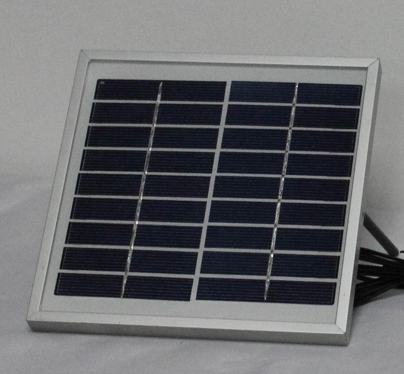 3瓦钢化玻璃层压太阳能板