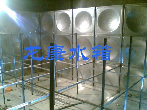 组合式不锈钢水箱 品质卓越 深受信赖