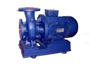 IHW卧式管道化工泵