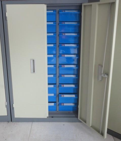 厂家直销昆山螺丝柜 昆山备品柜