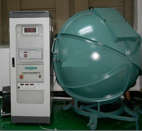 LED光色电综合测试系统,LED光谱分析系统