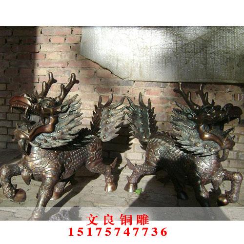 动物雕塑-文良雕塑厂