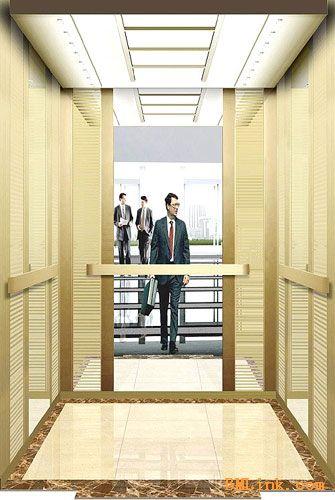 供应香槟金镜面不锈钢板蚀刻线条纹电梯轿厢装饰板