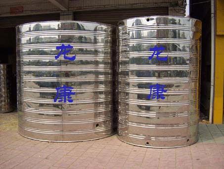 不锈钢保温水箱 可以根据客户的要求设计制作