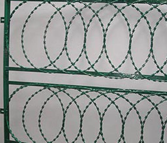 护栏网、刺绳护栏网