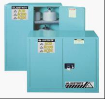 实验室腐蚀性化学品蓝色储藏柜使用原理弱腐蚀物品安全柜厂家直销上海