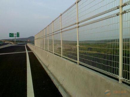 桥梁护栏网 桥梁防抛网 桥梁防护网