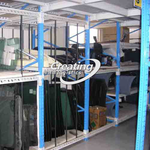 常州汽车配件货架 货架价格 苏州柯瑞德货架厂