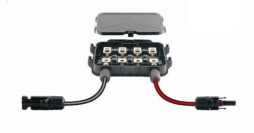 300W大功率单晶(多晶)接线盒style