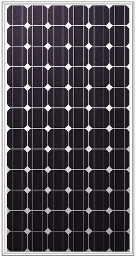 太阳能光伏组件200w 单晶(金太阳认证)