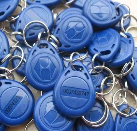 广州S50感应卡厂家直销钥匙扣IC卡、批发IC卡钥匙扣价格