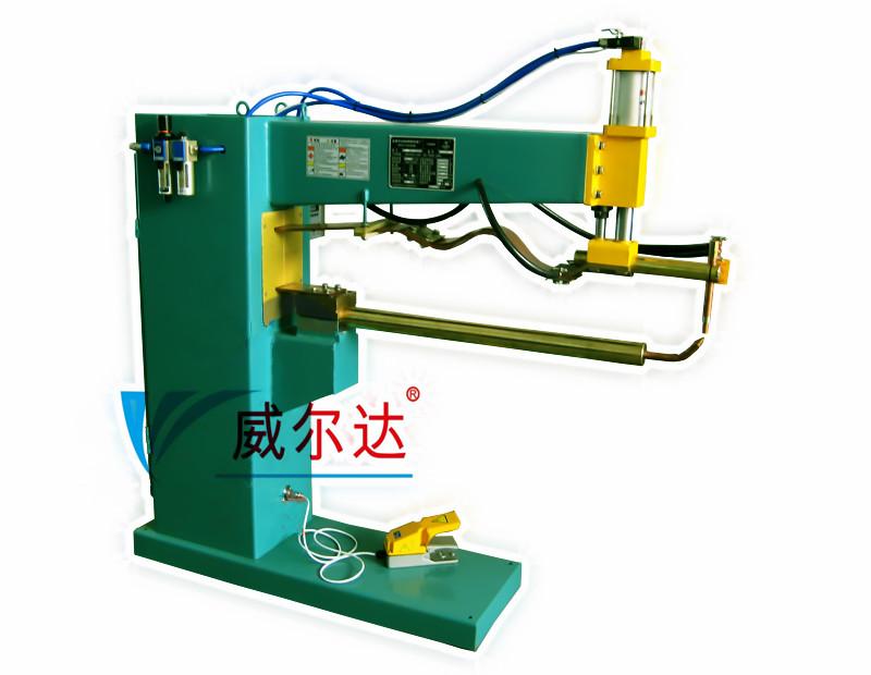 加长臂气动式点焊机|箱柜橱柜点焊机