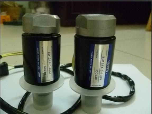 小松配件PC60-7PPC电磁阀