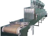 隧道式树胶粉烘干机