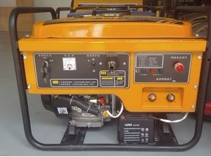 管道施工用汽油焊机|氩弧焊自发电电焊机|便携式汽油发电焊机