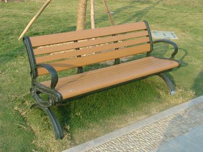 河南公园休闲椅公园户外休闲椅