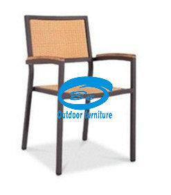 铝网布家具,铝合金家具,藤椅